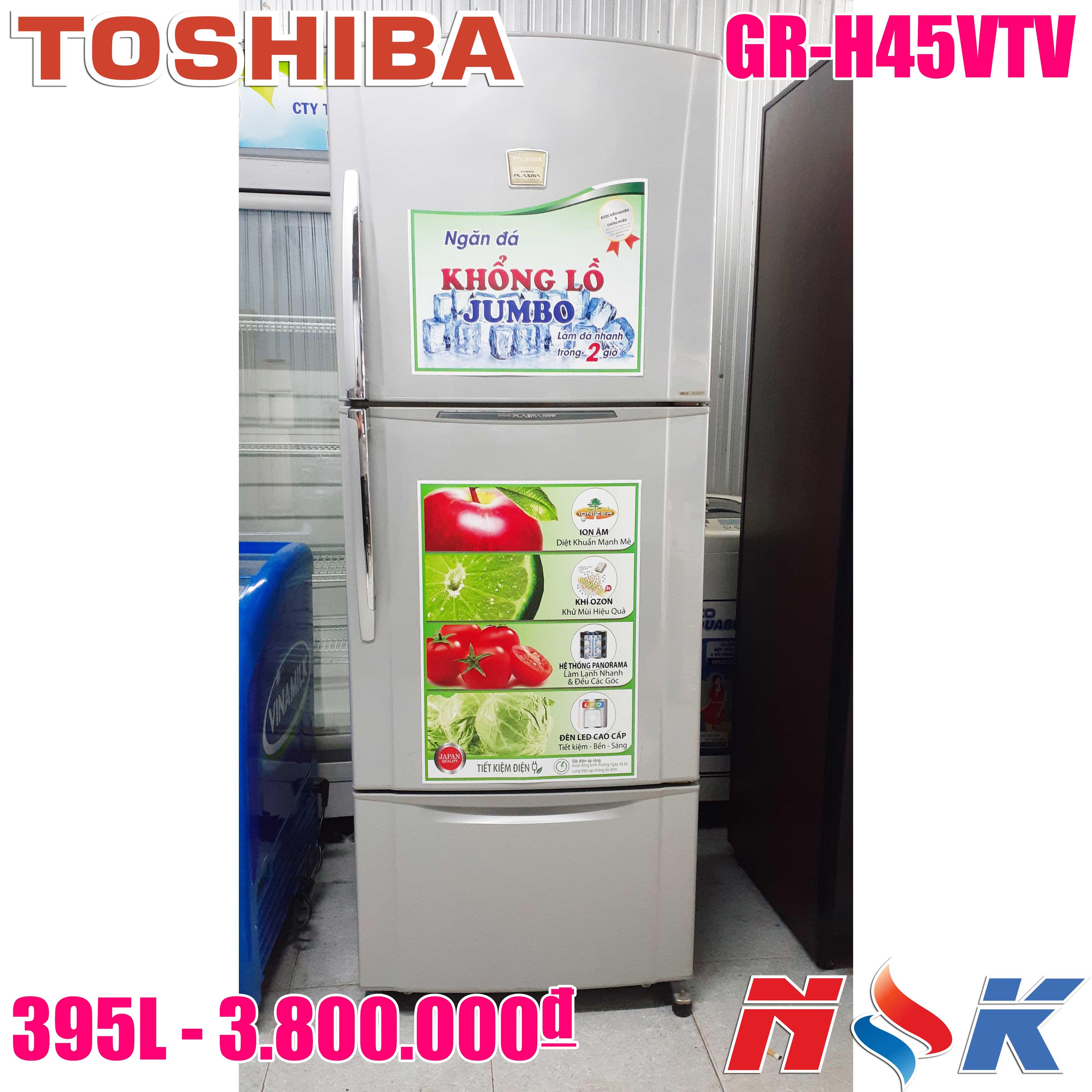 Tủ Lạnh Toshiba, Sanyo, Samsung, Panasonic... Mới & Cũ Giá Rẻ !!! - 9