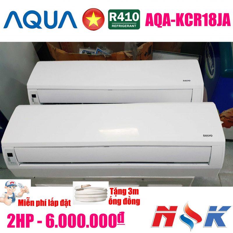 Máy lạnh Aqua AQA-KCR18JA 2HP