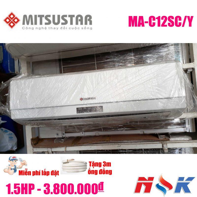 Máy lạnh Mitsustar MA-C12SC/Y 1.5HP