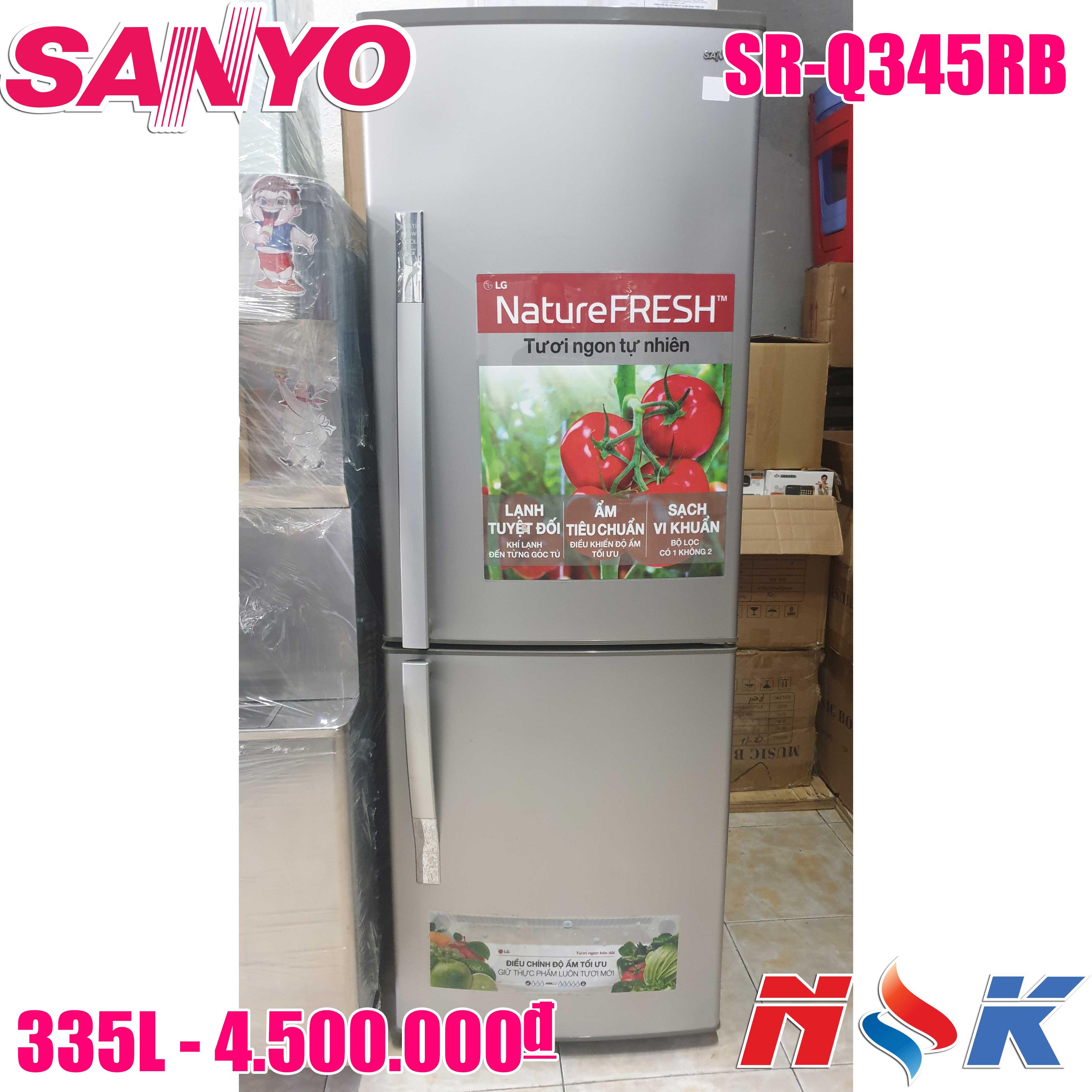 Tủ Lạnh Toshiba, Sanyo, Samsung, Panasonic... Mới & Cũ Giá Rẻ !!! - 6