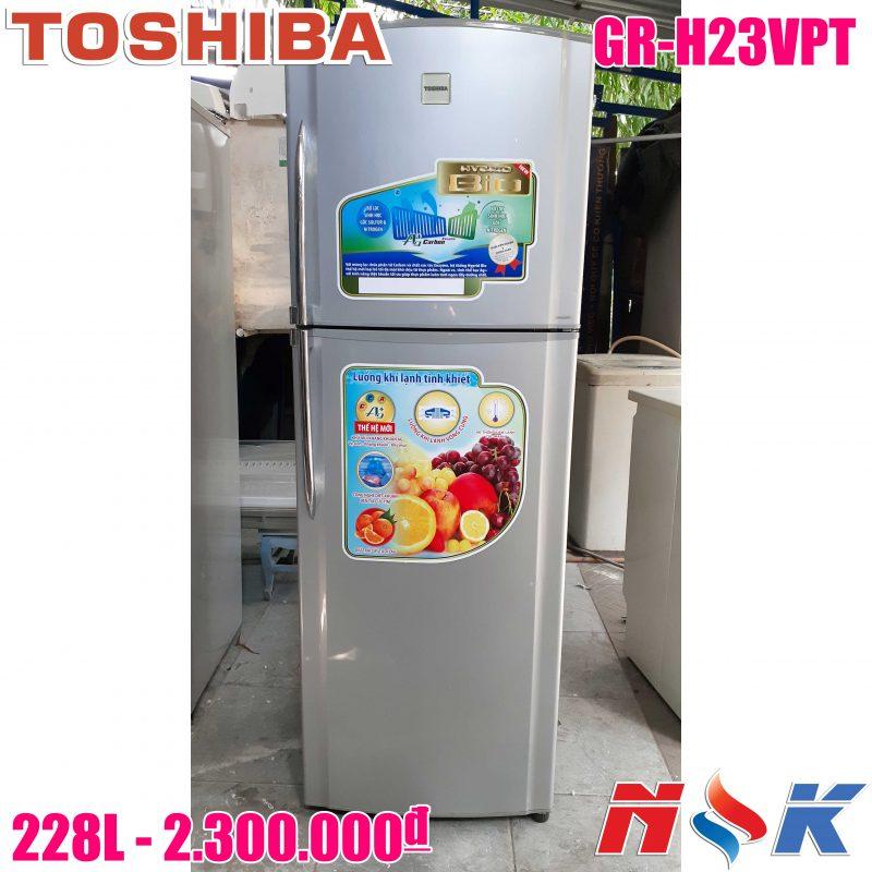 Tủ lạnh Toshiba GR-H23VPT 228 lít