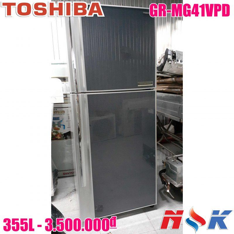 Tủ lạnh Toshiba GR-MG41VPD 355 lít