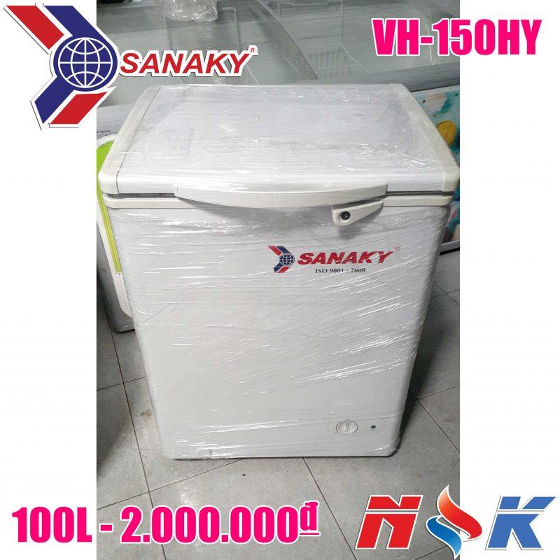 Tủ đông Sanaky VH-150HY 100 lít