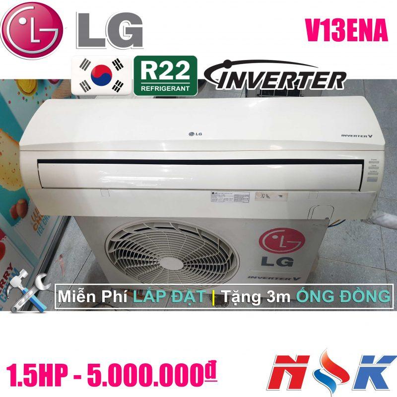 Máy lạnh LG Inverter V13ENA 1.5HP