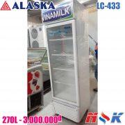 Tủ mát Alaksa LC-433 270 lít