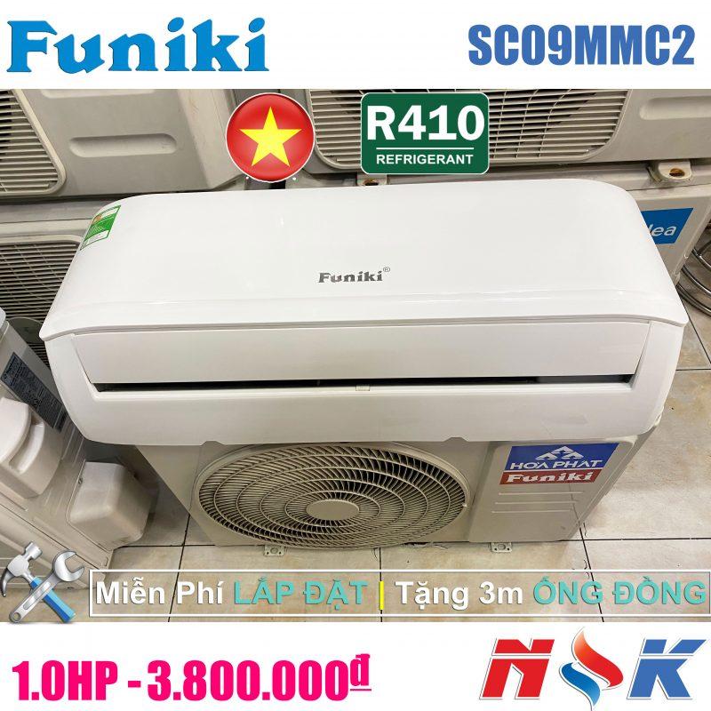 Máy lạnh Funiki SC09MMC2 1HP