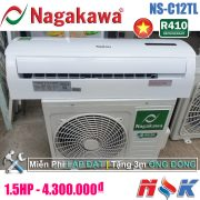 Máy lạnh Nagakawa NS-C12TL 1.5HP