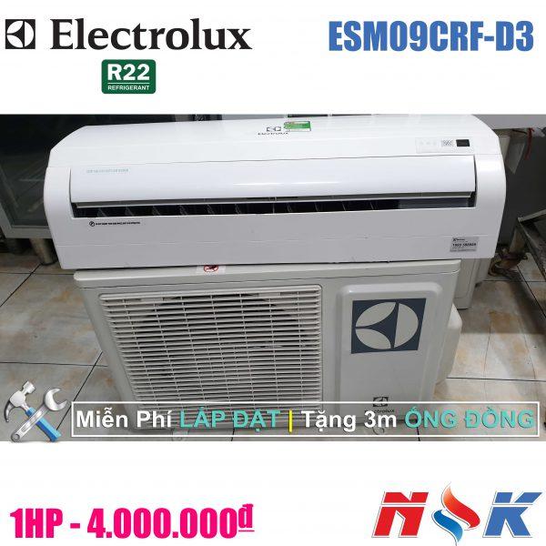 Máy lạnh Electrolux ESM09CRF-D3 1HP
