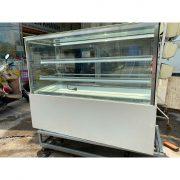 Tủ bánh kem kính vuông Zukun ZSF-1500B2