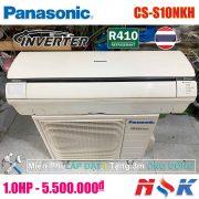 Máy lạnh Panasonic Inverter CS-S10NKH 1HP