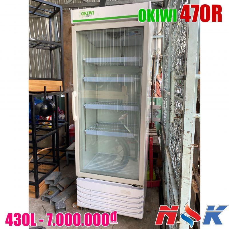 Tủ mát OKIWI NB-470R 430 lít