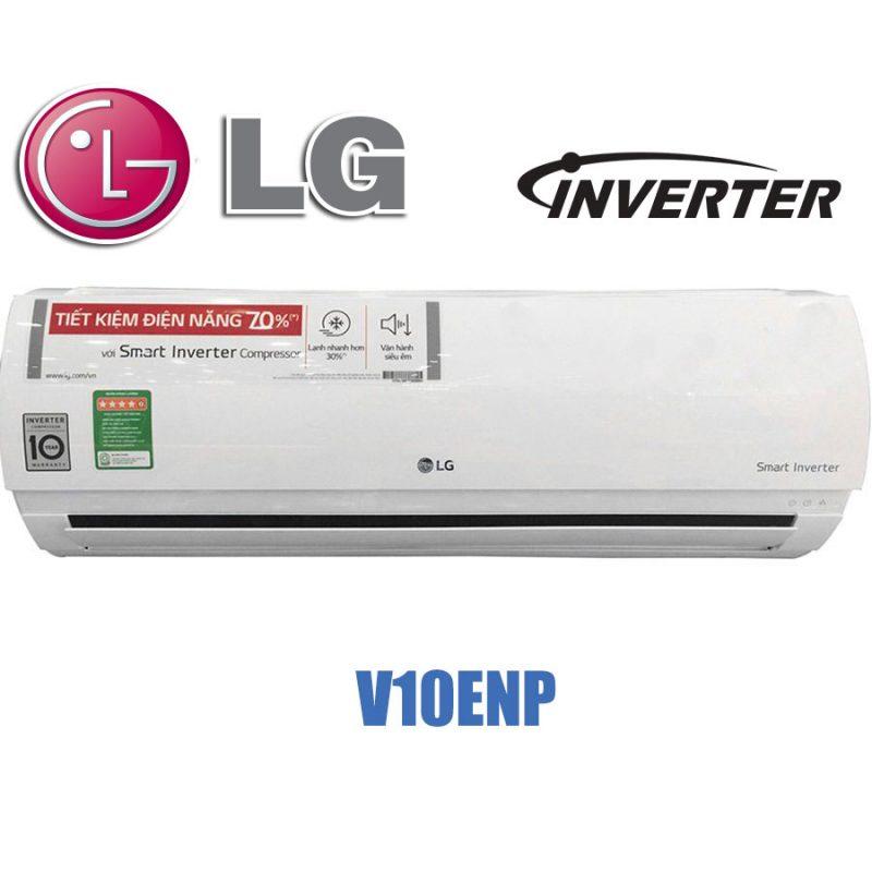 Máy lạnh LG Inverter V10ENP 1HP