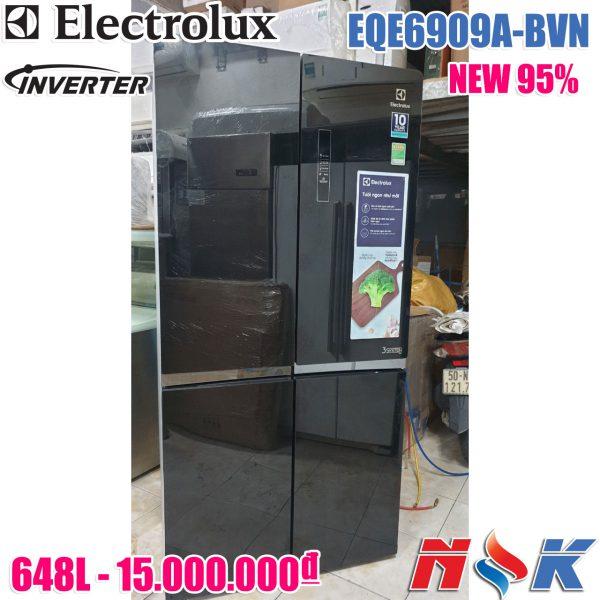 Tủ lạnh Electrolux Inverter EQE6909A-BVN