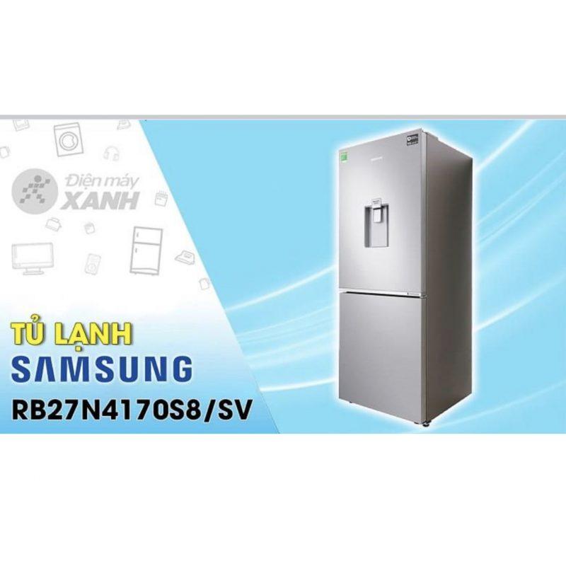Tủ lạnh Samsung InverterRB27N4170S8/SV276 lít