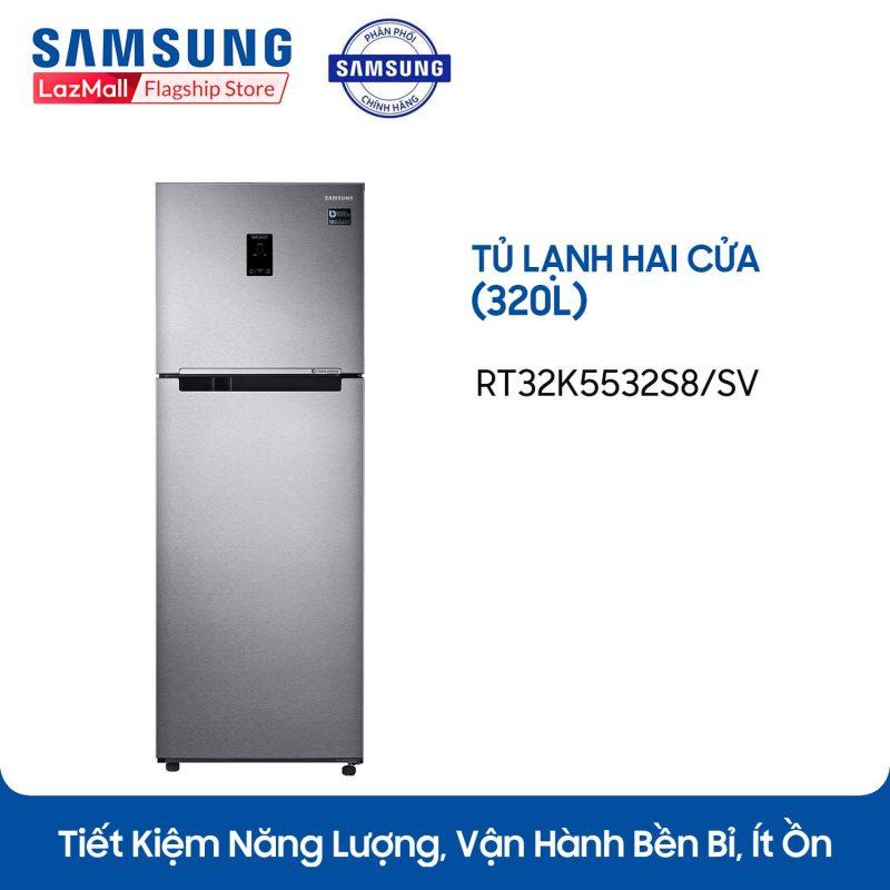 Tủ lạnh Samsung InverterRT32K5532S8320 lít