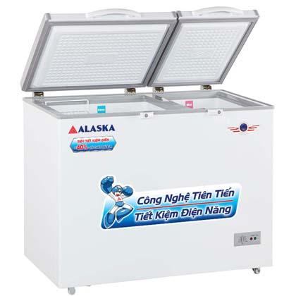 Tủ đông mát Alaska BCD-3571 - Mua Sắm Điện Máy Giá Rẻ Tại Thế Giới Điện Máy Online