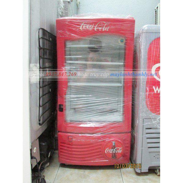 Tủ mát mini Cocacola 120 lít