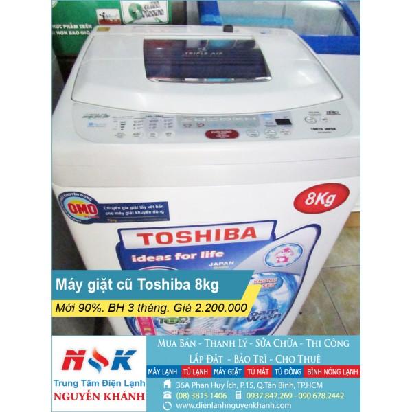 Máy giặt Toshiba AW-8960SV 8kg
