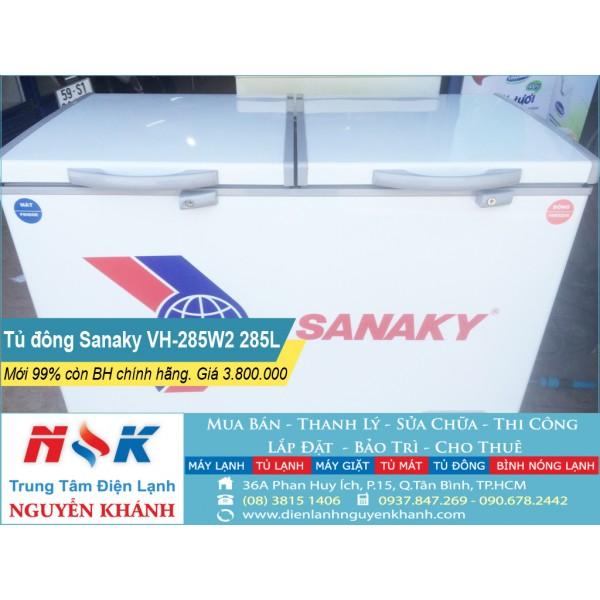 Tủ đông Sanaky VH-285W2 280 lít