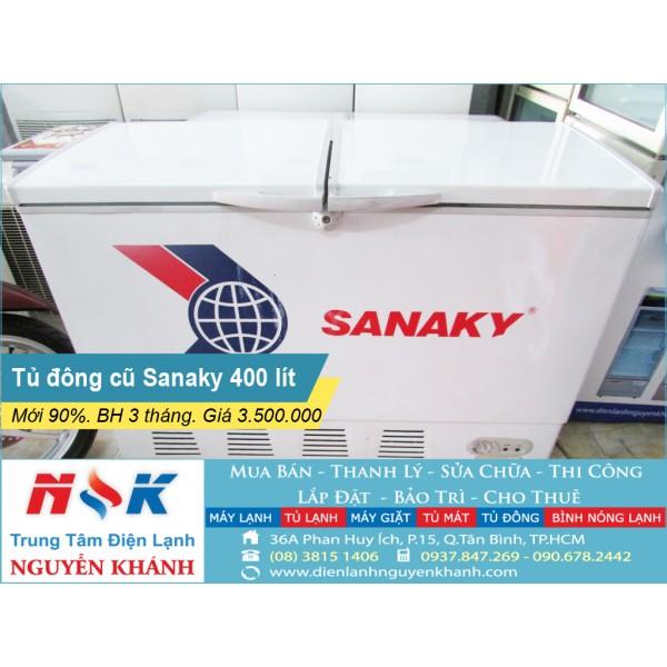 Tủ đông Sanaky VH-405A 400 lít