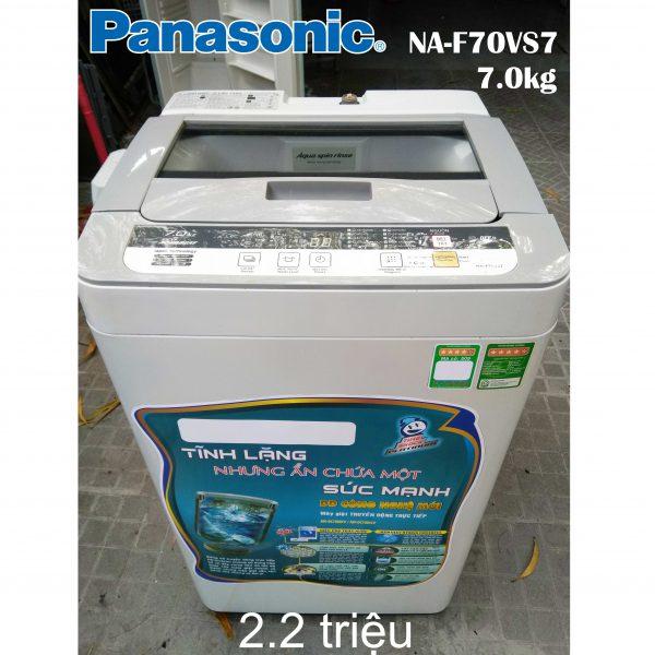 Máy giặt Panasonic NA-F70VS7 7kg