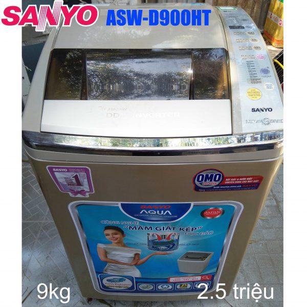 Máy giặt Sanyo Inverter ASW-D900HT