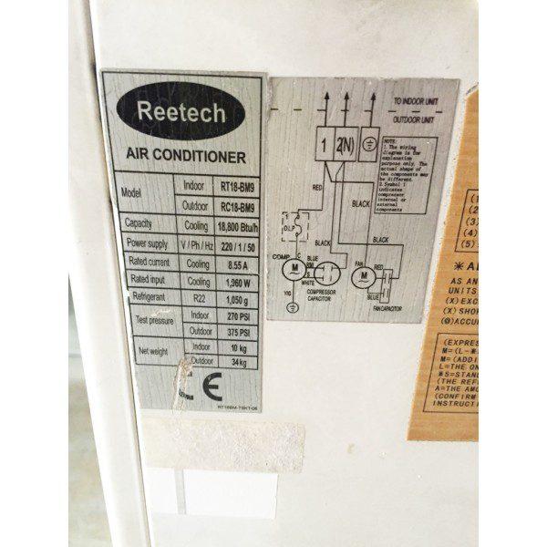 Máy lạnh Reetech RT18-BM9