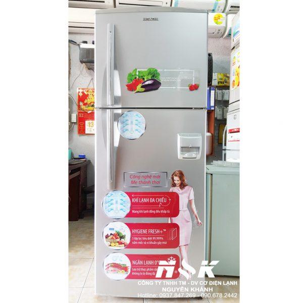Tủ lạnh Hitachi R-Z470AG6D