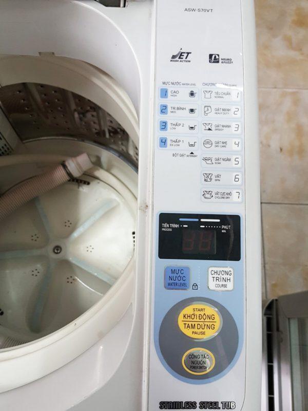 Máy giặt Sanyo ASW- S70VT