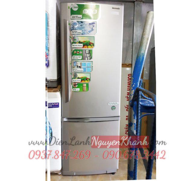 Tủ lạnh Panasonic NR-BU342SSVN