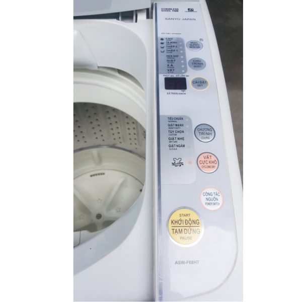 Máy giặt Sanyo ASW-F68H