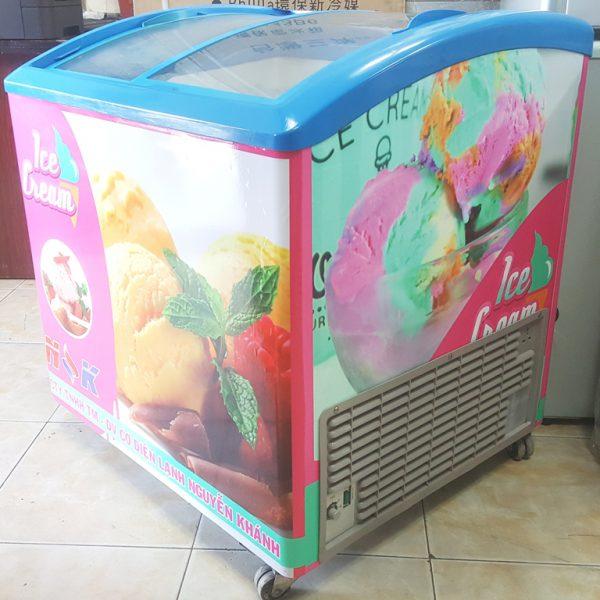 Tủ đông kem Alaska 200 lít