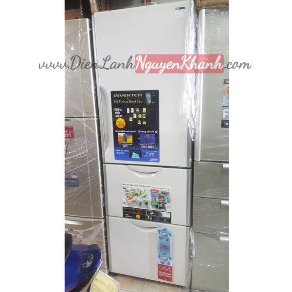 Tủ lạnh Hitachi R-S36RV 355 lít