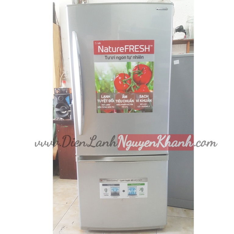 Tủ lạnh Panasonic NR-B362M 355 lít