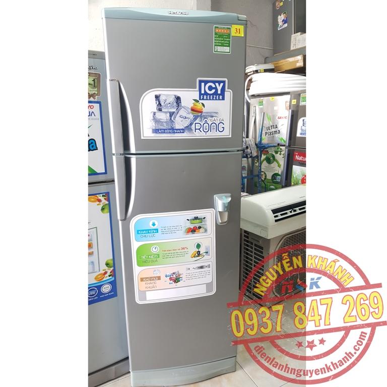 Tủ lạnh Hitachi R-22AGV5D 250 lít
