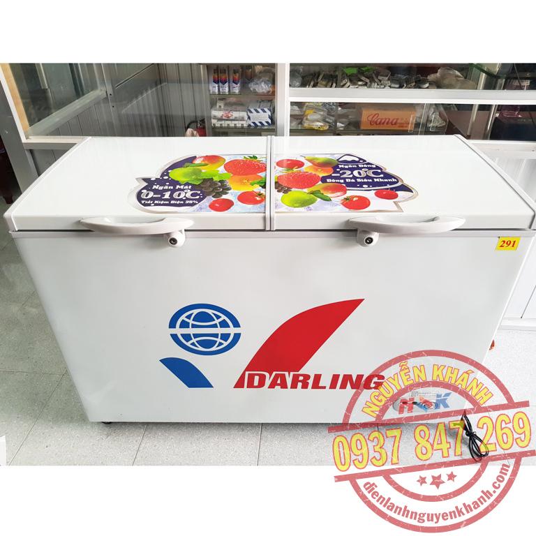 Tủ đông Darling DMF-3688-WX 350 lít