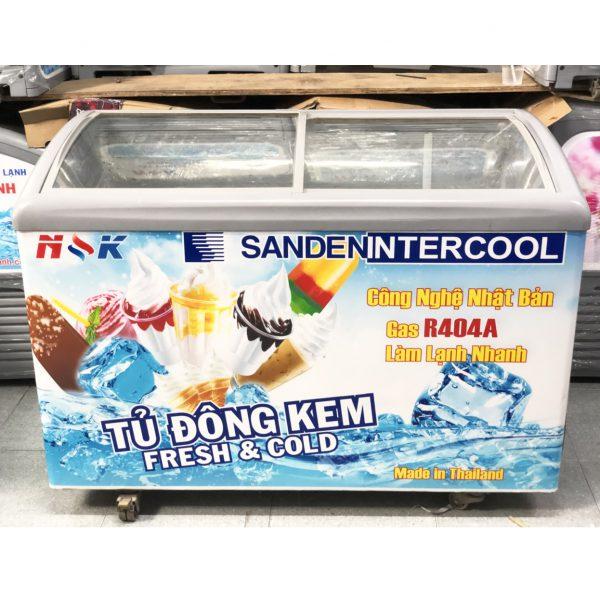 tủ đông thái lan 350 lít