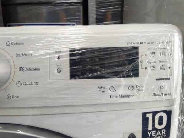Máy giặt sấy Electrolux Inverter EWW12842 8 kg
