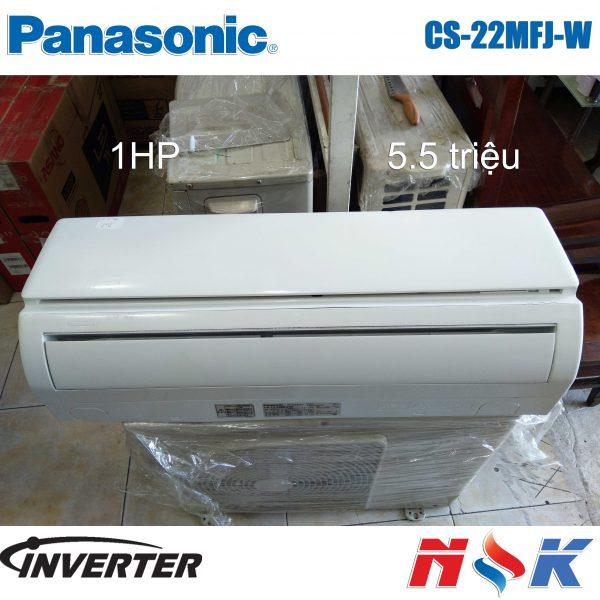 Máy lạnh Panasonic Inverter CS-22MFJ-W 1HP