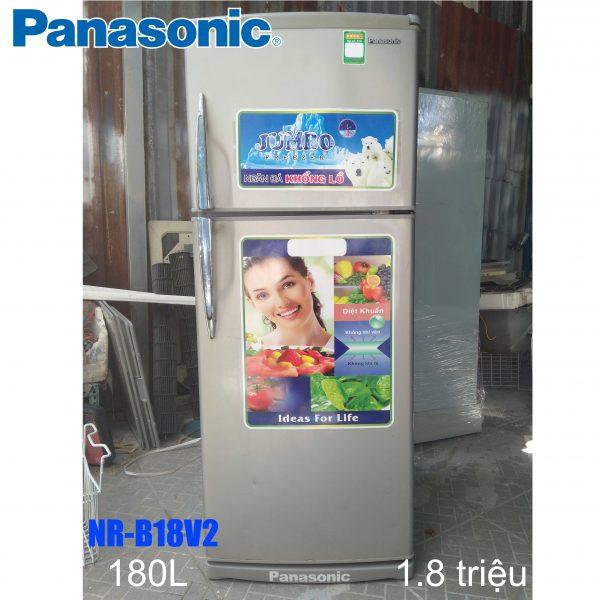 Tủ lạnh Panasonic NR-B18V2 180 lít