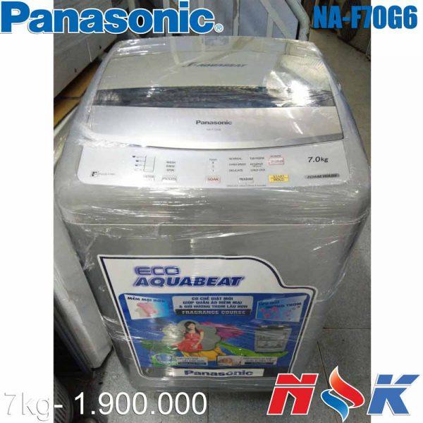 Máy giặt Panasonic NA-F70G6 7kg