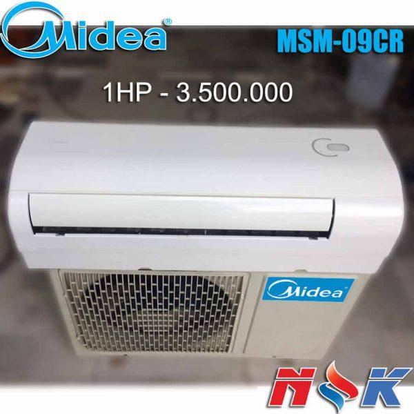 Máy lạnh Media MSM-09CR 1HP