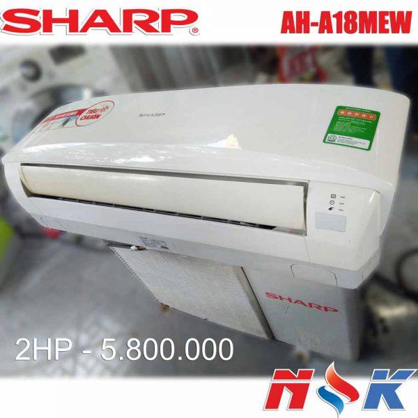Máy lạnh Sharp AH-A18MEW 2 Hp