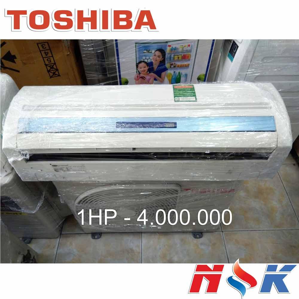 Máy lạnh cũ Toshiba 1HP