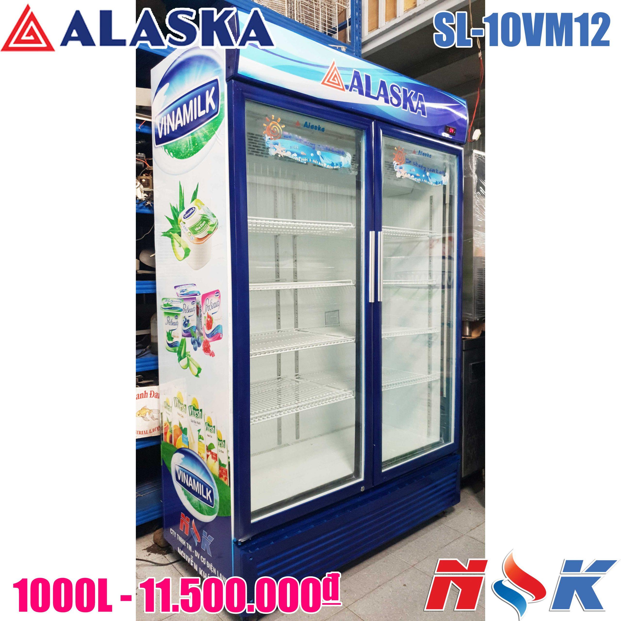 Tủ mát Vinamilk Alaska SL-10VM12 1000 lít