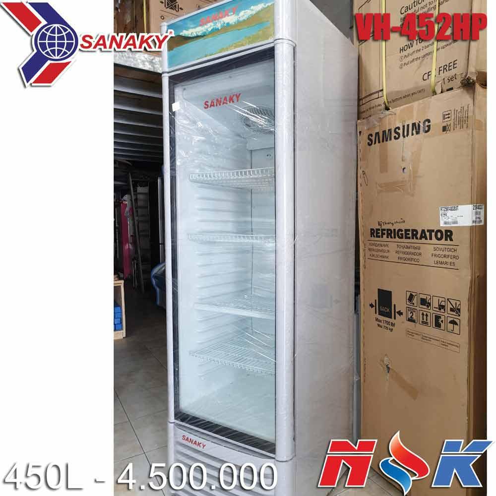 Tủ mát Sanaky VH-452HP