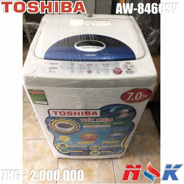 Máy giặt Toshiba AW-8460SV 7kg