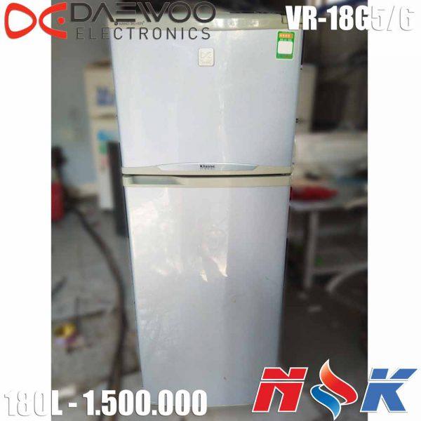Tủ lạnh Daewoo VR-18G5/6/7 180 lít