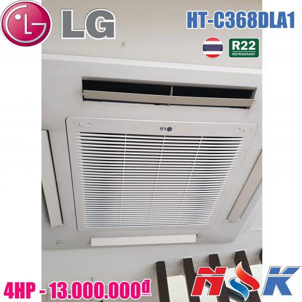 Máy lạnh âm trần LG HT-C368DLA1 4HP