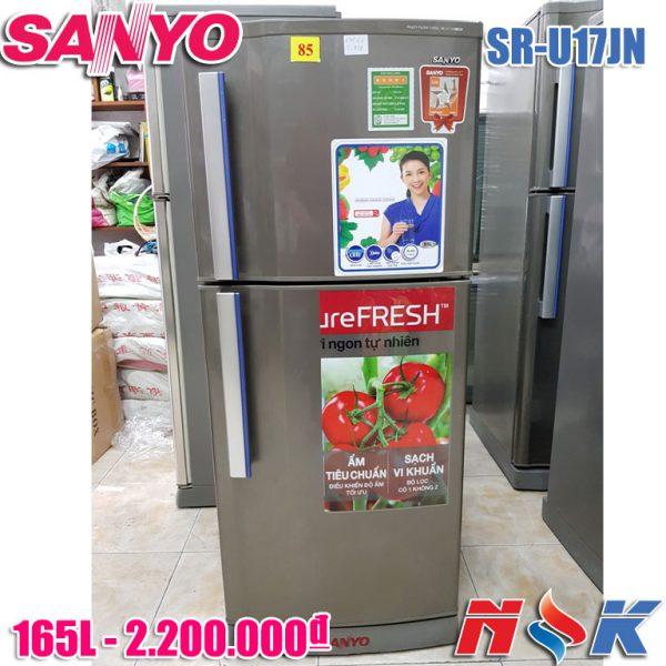 Tủ lạnh Sanyo SR-U17JN 165 lít